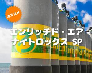 石垣島エンリッチド・エア・ナイトロックス・スペシャリティ